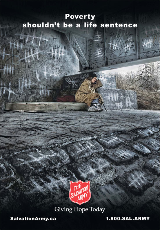 The Salvation Army advertising/design goodness – advertising and ...